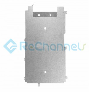 For Apple iPhone 6S LCD Back Plate Replacement (Without Heat Shield) - Grade S+