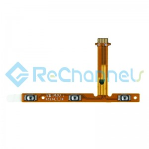 For Huawei MediaPad M6 10.8 Power and Volume Button Flex Cable Replacement - Grade S+