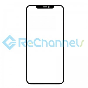 For Apple iPhone XS Max Glass Lens Replacement - Grade S+