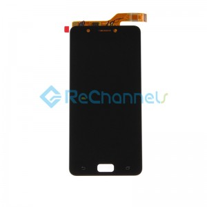 For Asus Zenfone 4 Max(ZC520KL) LCD Screen and Digitizer Assembly Replacement - Black - Grade S