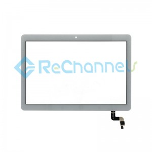 For Huawei MediaPad T3 10.0 Touch Screen Replacement - White - Grade R