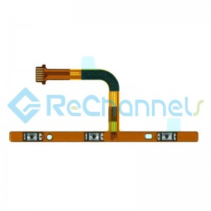 For Huawei MediaPad M3 Lite 10 Power Button Flex Cable Replacement - Grade S+