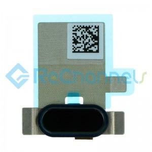 For Huawei MediaPad M3 Lite 10 Fingerprint Sensor Flex Cable Replacement -  Black - Grade S+