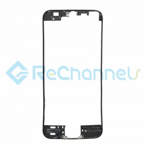 For Apple iPhone 5S/SE Digitizer Frame Replacement - Black - Grade R