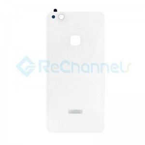 For Huawei P10 Lite Battery Door Replacement - White - Grade S+