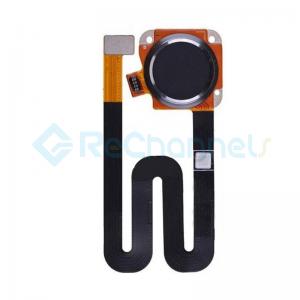For Motorola G7 Fingerprint Sensor Flex Cable Replacement (Biometric reader) - Grade S+