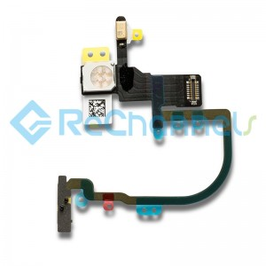 For Apple iPhone XS Max Power Button Flex Cable Ribbon Replacement - Grade S+