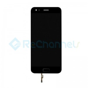 For Asus Zenfone 4 ZE554KL LCD Screen and Digitizer Assembly Replacement - Black - Grade S+