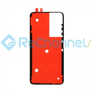 For Huawei Honor View 30 Pro Battery Door Adhesive Replacement - Grade S+