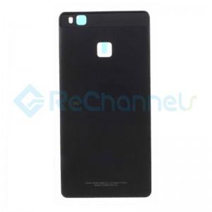 For Huawei P9 Lite Battery Door Replacement - Black - Grade S+