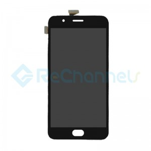 For OPPO F1s LCD Screen and Digitizer Assembly Replacement - Black - Grade S+
