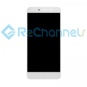 For Huawei Ascend Mate 9 Lite LCD Screen and Digitizer Assembly Replacement - White - Grade S+
