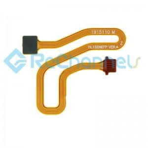 For Huawei P20 Lite 2019 Fingerprint Sensor Connector Flex Cable Replacement - Grade S+