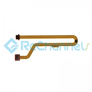 For Huawei P Smart Z/Y9 Prime(2019) Fingerprint Sensor Connector Flex Cable Replacement - Grade S+