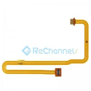 For Huawei Honor 10 Lite Fingerprint Sensor Connector Flex Cable Replacement - Grade S+