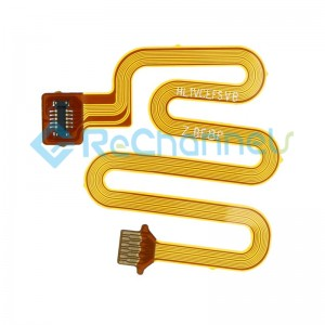 For Huawei Nova 4 Fingerprint Sensor Connector Flex Cable Replacement - Grade S+