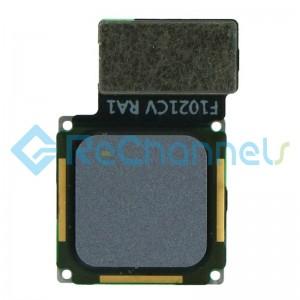 For Huawei Nova Fingerprint Sensor Flex Cable Replacement - Gray -Grade S+