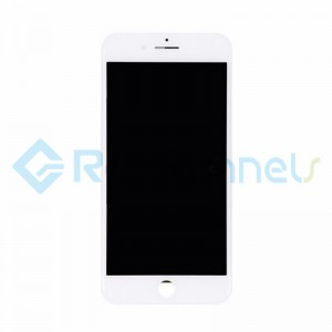 For Apple iPhone 7 Plus LCD Screen and Digitizer Assembly Replacement - White - Grade S+