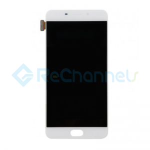 For Oppo F1 Plus LCD Screen and Digitizer Assembly Replacement - White - Grade S+