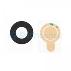 For OPPO R9 Plus Rear Camera Glass Lens Replacement - Grade S+