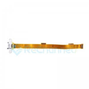 For OPPO R9s Charging Port Flex Cable Ribbon With Sensor Replacement - Grade S+