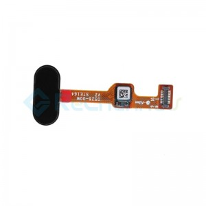 For OPPO R9s Plus Home Button Flex Cable Replacement - Black - Grade S+