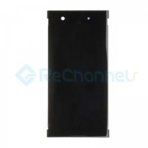 For Sony Xperia XA1 LCD Screen and Digitizer Assembly with Front Housing Replacement - Black - Grade S+