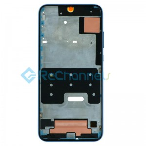 For Huawei Honor 10 Lite Front Housing Replacement - Blue - Grade S+