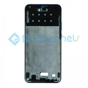 For Huawei Nova 3 Front Housing Replacement - Dark Blue - Grade S+