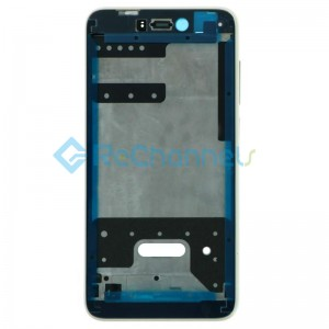 For Huawei Honor 8 Lite Front Housing Replacement - Gold - Grade S+