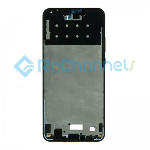 For Huawei Nova 3 Front Housing Replacement - Gold - Grade S+