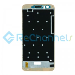 For Huawei Nova Plus Front Housing Replacement - Gold - Grade R
