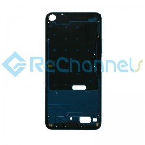 For Huawei Honor 20 Pro Front Housing Replacement - Green - Grade S+
