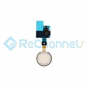 For LG G5 Fingerprint Sensor Flex Cable Ribbon Replacement - Gold - Grade S+