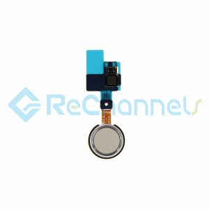 For LG G5 Fingerprint Sensor Flex Cable Ribbon Replacement - Gray - Grade S+