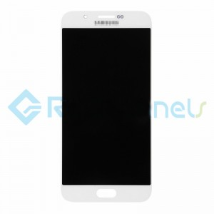 For Samsung Galaxy A8 SM-A800 LCD Screen and Digitizer Assembly Replacement - White - Grade S+