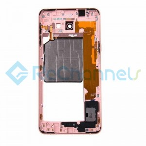 For Samsung Galaxy A9 (2016) Rear Housing Replacement - Pink - Grade S+