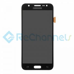 For Samsung Galaxy J5 LCD Screen and Digitizer Assembly Replacement - Black - Grade S+