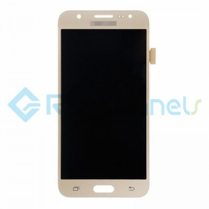 For Samsung Galaxy J5 LCD Screen and Digitizer Assembly Replacement - Gold - Grade S+