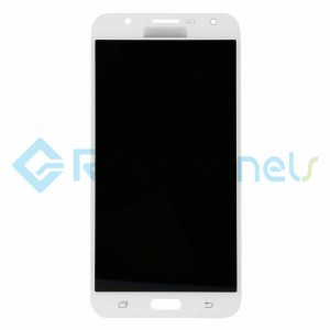 For Samsung Galaxy J7 SM-J700F LCD Screen and Digitizer Assembly Replacement - White - Grade S+