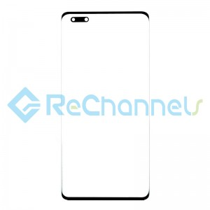 For Huawei Mate 40 Pro Glass Lens Replacement - Grade S+