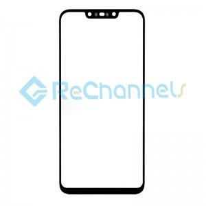 For Huawei Nova 3 Glass Lens Replacement - Black - Grade S+