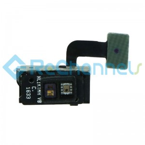 For Huawei Honor V8 Headphone Jack Flex Cable Replacement - Grade S+