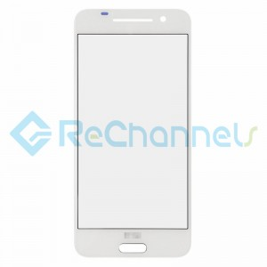 For HTC One A9 Glass Lens Replacement - White - Grade S+