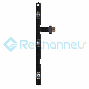 For HTC One A9 Power Button and Volume Button Flex Cable Ribbon Replacement - Grade S+
