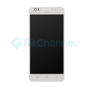 For HTC Desire 825 LCD Screen and Digitizer Assembly Replacement - White - Grade S+