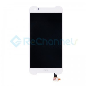 For HTC Desire 830 LCD Screen and Digitizer Assembly Replacement - White - Grade S+