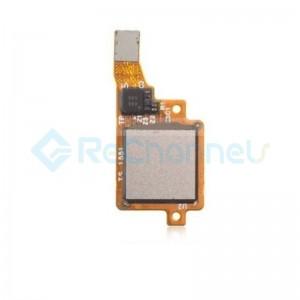For Huawei Honor 7 Fingerprint Sensor Flex Cable Ribbon Replacement - Gold - Grade S+