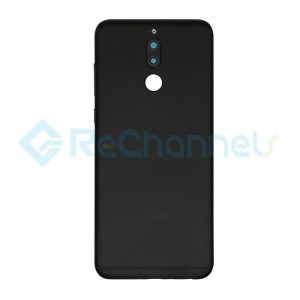 For Huawei Mate 10 Lite Battery Door Replacement - Black - Grade S+