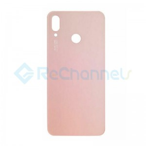 For Huawei P20 Battery Door Replacement - Pink - Grade S+